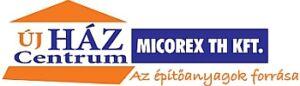 Micorex tüzép, építőanyag forgalmazás, tüzelőanyag kereskedelem, tetőcserép és térkő bemutató udvar Miskolc
