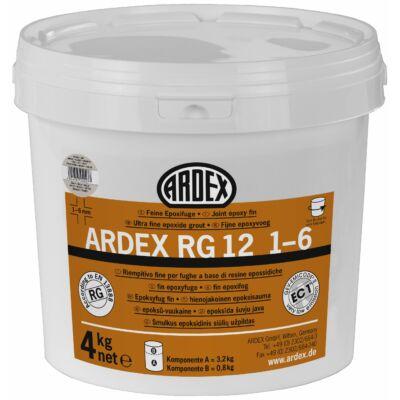 ARDEX RG 12 1-6 finom epoxifuga fehér
