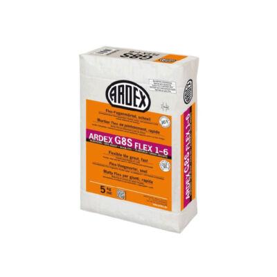 ARDEX G8S Flex 1-6 Flexibilis fugázó habarcs fehér