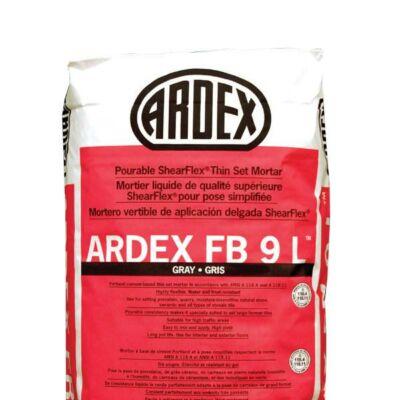 ARDEX FB 9 L flexibilis folyékonyágyas ragasztóhabarcs,