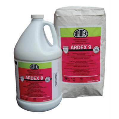 ARDEX 8 + 9 kétkomponensű szigetelőanyag (folyékony fólia)