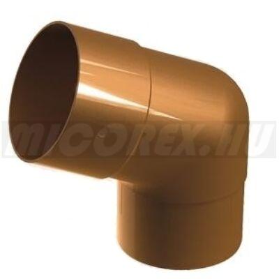 Galeco PVC ereszcsatorna rendszerelem csőív KO
