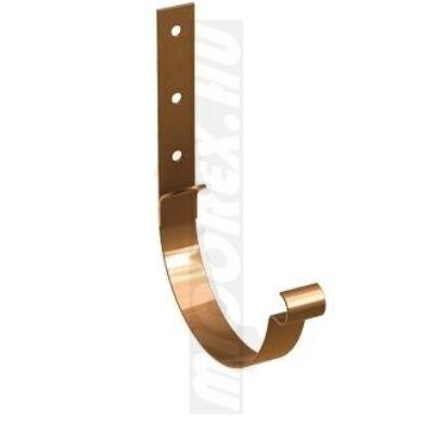 Galeco PVC ereszcsatorna rendszerelem hagyományos csatornatartó HM