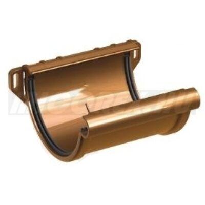 Galeco PVC ereszcsatorna rendszerelem összekötő idom LA