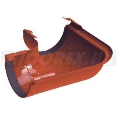 Galeco Stal ereszcsatorna rendszerelem külső szeglet LZ