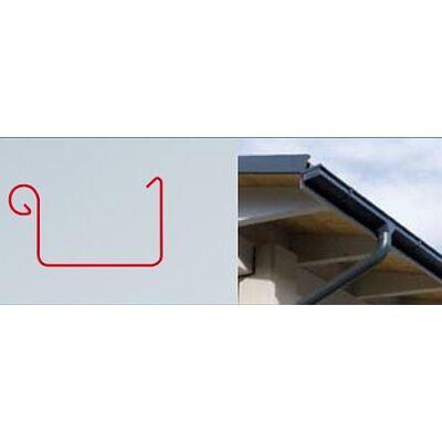 Prefa négyszögszelvényű ereszcsatorna