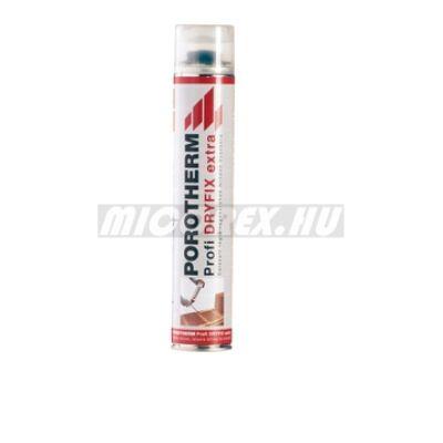 Porotherm Profi Dryfix extra ragasztóhab