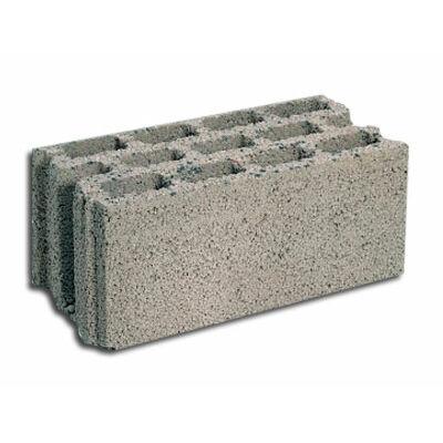 Frühwald könnyű üreges falazóblokk