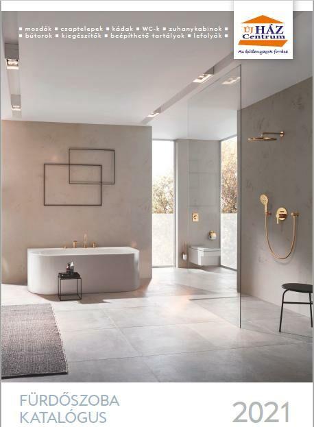 Micorex Miskolc ÚjHÁZ Centrum fürdőszoba katalógus 2021